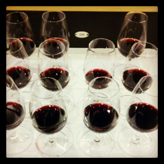 Bordeaux Tasting - September 12, 2012